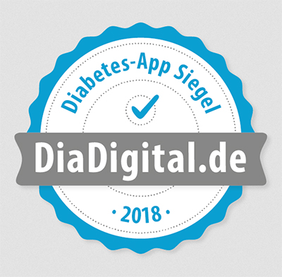 DiaDigital Diabetes-App Siegel